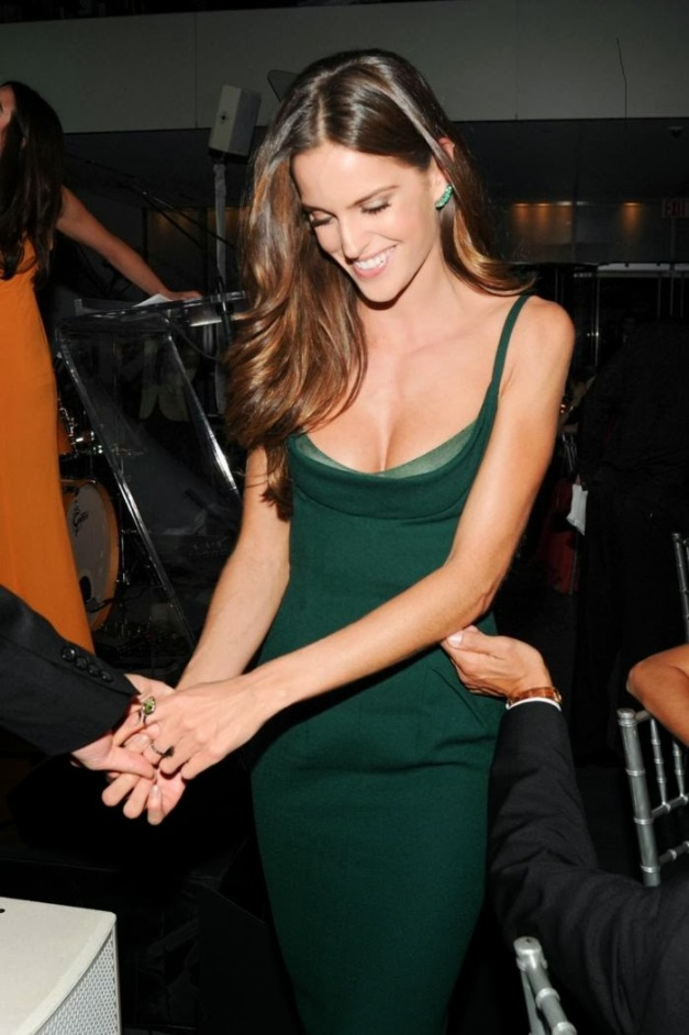 Izabel Goulart Brazil Foundation Gala