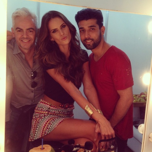 Izabel Goulart C&A Fashion Show