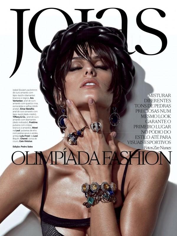 Vogue Brazil October 2013