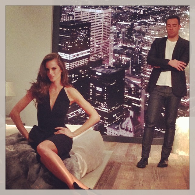 Amazing W Home Design Dell Anno Part - 13: Izabel Goulart Dell Anno Poster Girl Year 2