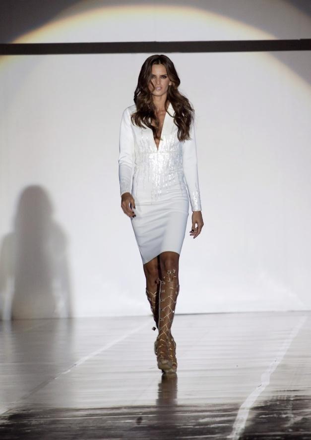 Izabel Goulart Moda Nextel Fashion Show