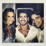 Izabel Goulart Night Out With The Boys