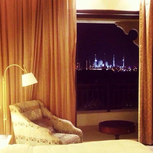 Izabel Goulart Hello Abu Dhabi