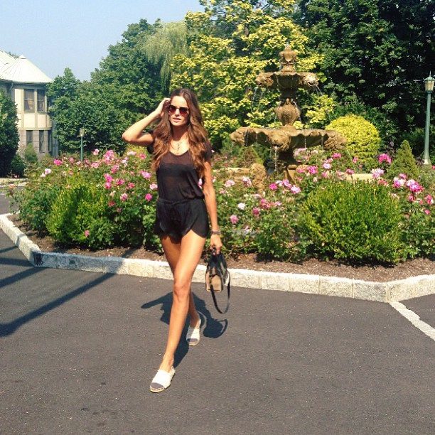 Izabel Goulart Upstate New York