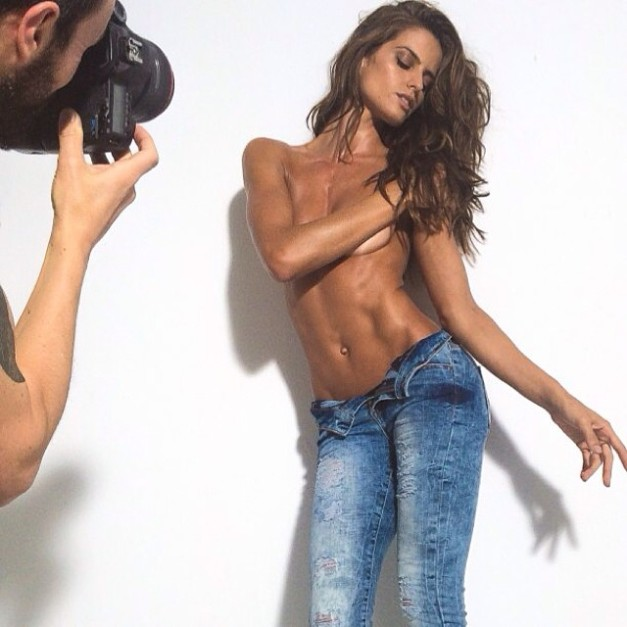 Izabel Goulart Today's Last Picture
