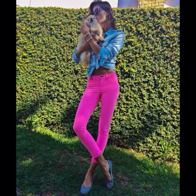 Izabel Goulart Mummy Loves You, Harlow