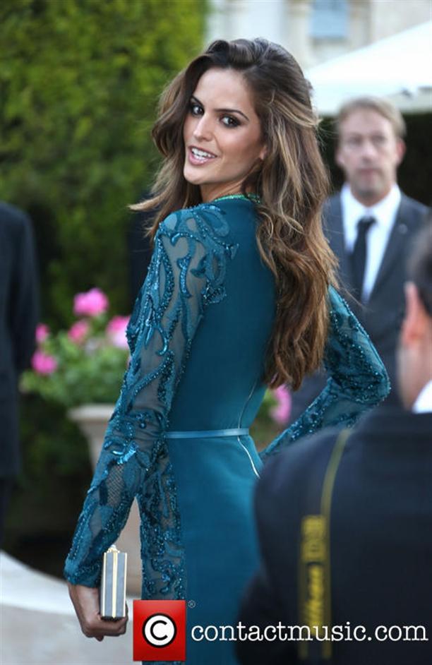 Izabel Goulart Modelinia Style Awards 2013