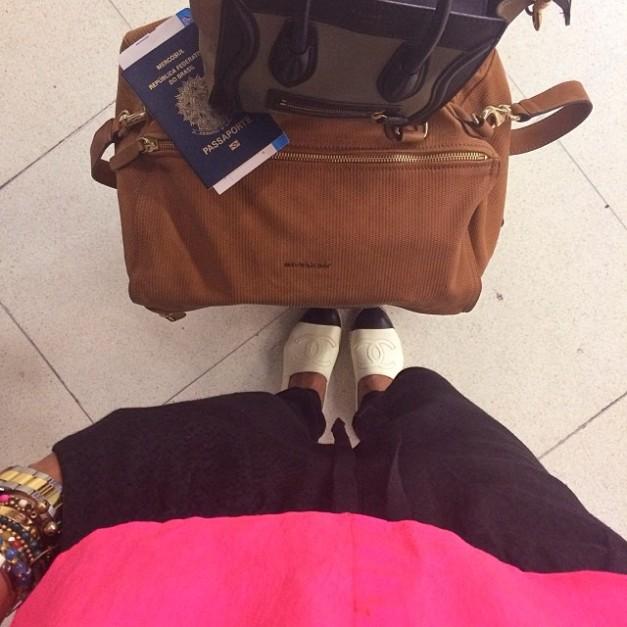 Izabel Goulart Bye Bye Cambodia
