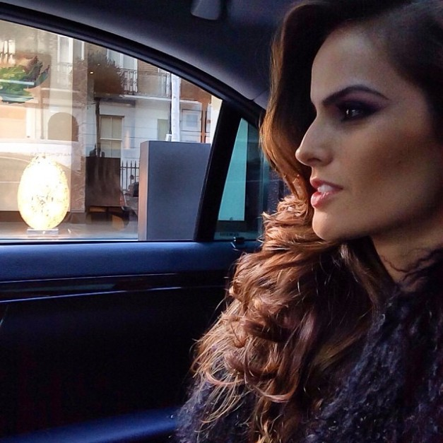 Izabel Goulart Long London Day
