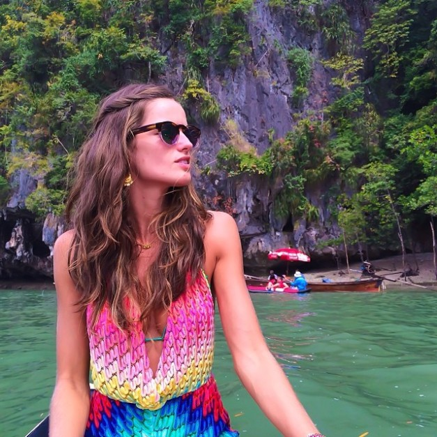 Izabel Goulart The Intrepid Explorer