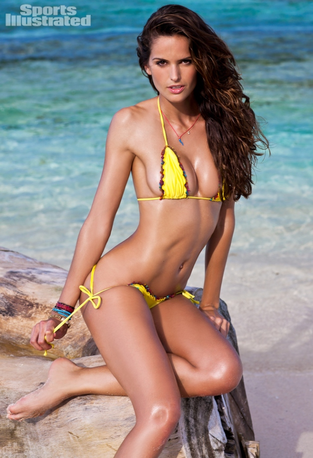 Izabel Goulart Sports Illustrated Social Media Rankings
